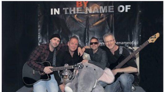 Spannende tijd voor U2 coverband
