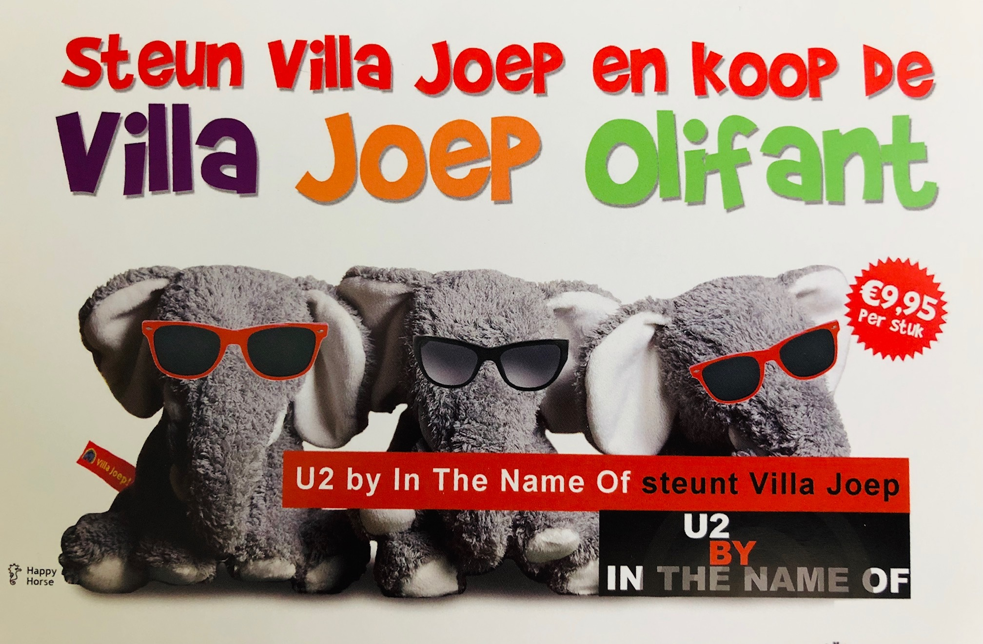 In the Name of steunt Villa Joep